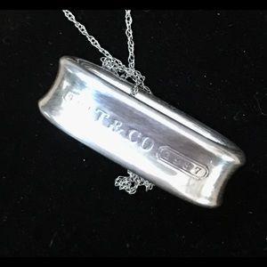 Tiffany & Co. 1837 Vintage Necklace